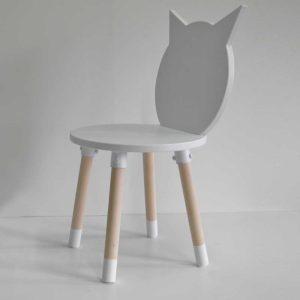 drvena dečija stolica